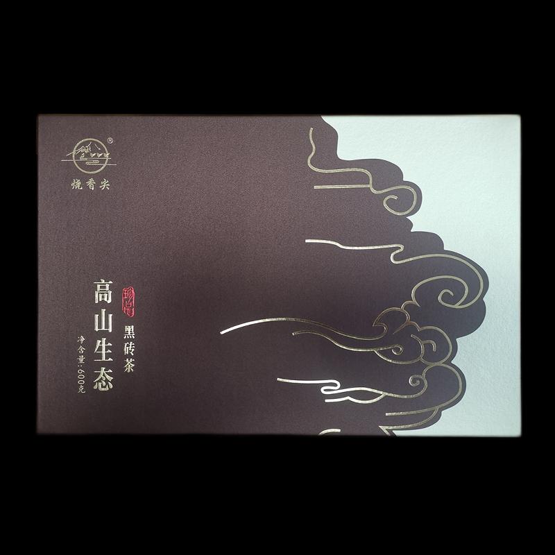 高山生態黑磚茶